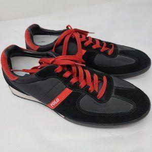 Polo by Ralph Lauren Jacory Tennis Shoes, Size 9